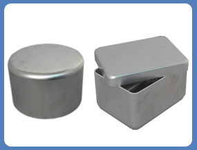Deep Drawing Metal Enclosures