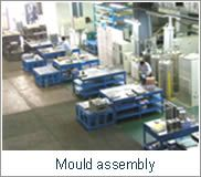 Injection Mold Plastic Enclsoure